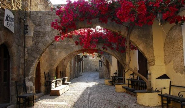 Ortaçağ Şehri Rodos