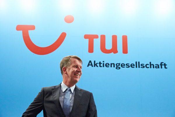 TUI CEO Friedrich Joussen