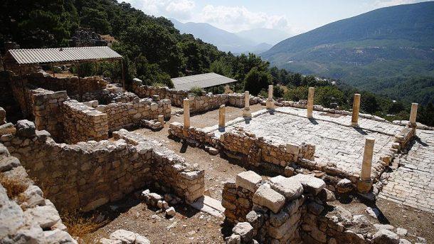 Arykanda Antik Kenti Antalya