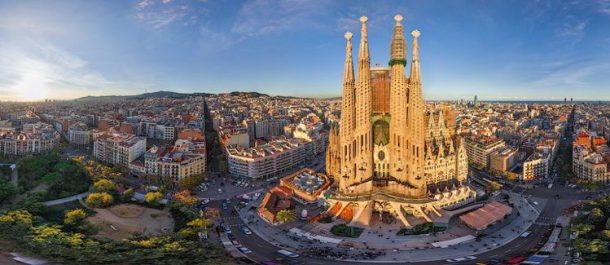 Barcelona İspanya Turizm Sektörü