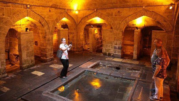 Gaziantep Yer Altı Tarihi