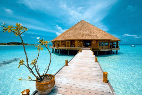 Romantik Tatil Maldivler