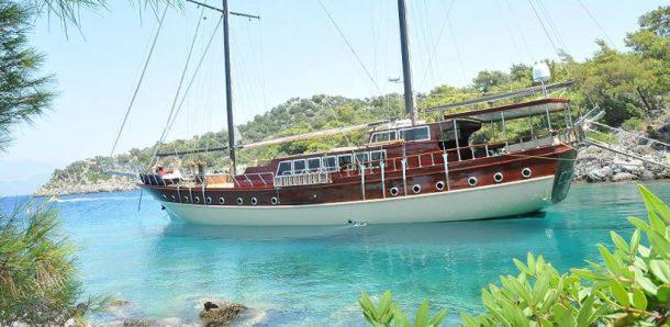 Yunan Adaları Yat Turu