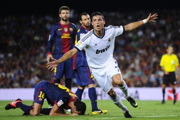 El Clasico Real Madrid Barcelona