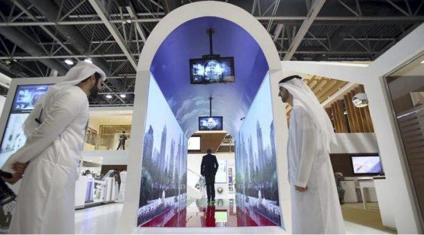 Dubai Havaalanı Güvenlik Taraması