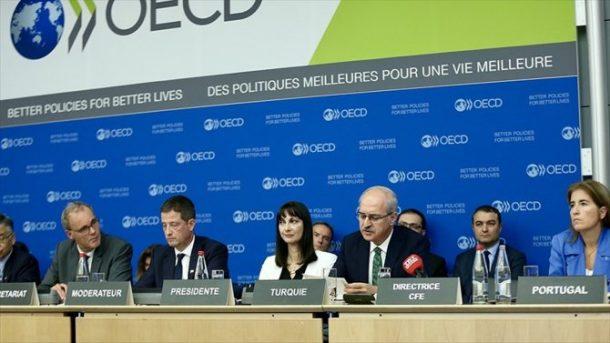 OECD Turizm Komitesi 100. Toplantısı Fransa