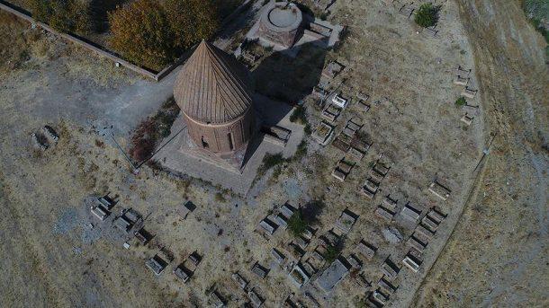Selçuklu Meydan Mezarlığı UNESCO