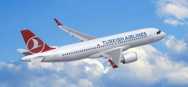 Türk Hava Yolları Ankara