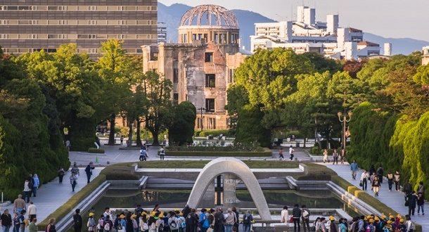 Hiroshima Barış Anıtı