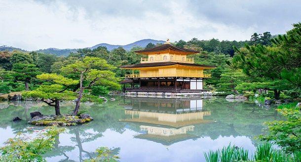 japonya tatil Kinkakuji-Tapınağı