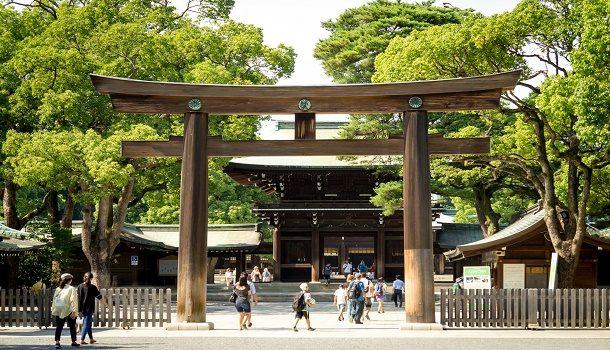 japonya Meiji-tapinagi