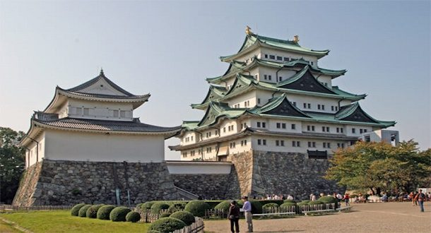 japonya tatil Nagoya-Kalesi