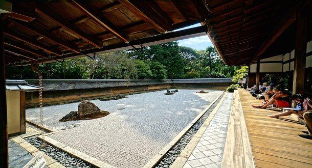japonya Ryôan-ji-Tapınağı-Kyoto