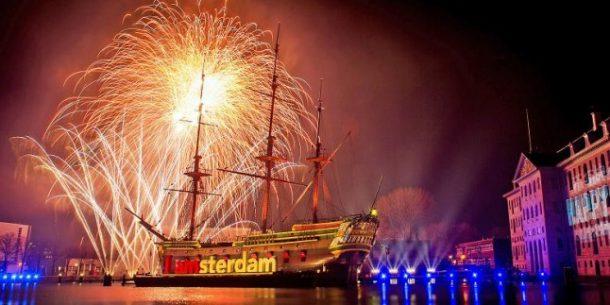 Amsterdam Yılbaşı