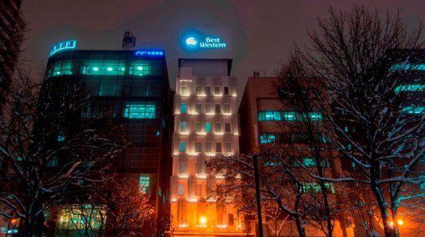 Best Western Hotels, Japonya'daki otelini açtı