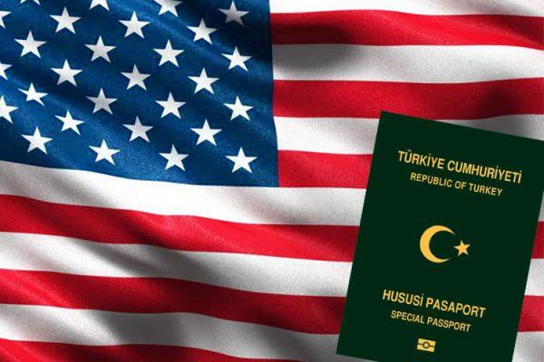 Vize konusunda ABD Büyükelçiliği'nden flaş açıklama!