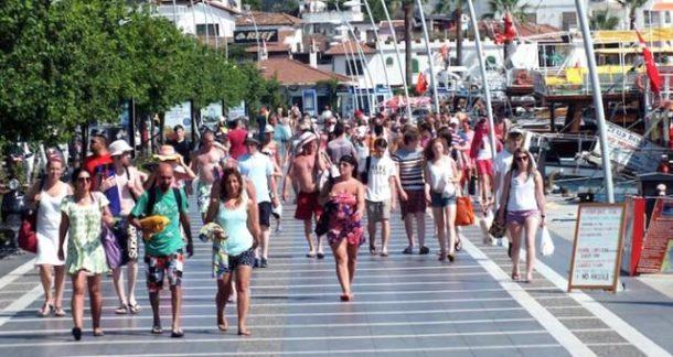 TÜİK 2017 turizm gelirlerini açıkladı