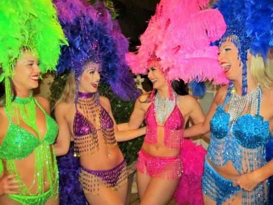Brezilya'nın ünlü Rio Karnavalı 'Samba'ya hazır!