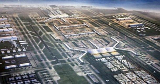 Yeni Havalimanı'na ilk uçak 15 mayısta