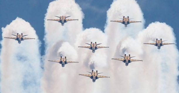 Antalya Eurasia Airshow için geri sayıma başladı