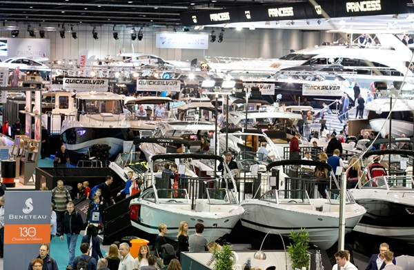 Boat Show 2018 4.5 milyon euro