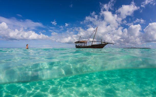 Hint Okyanusunda cennet Pemba Adasi