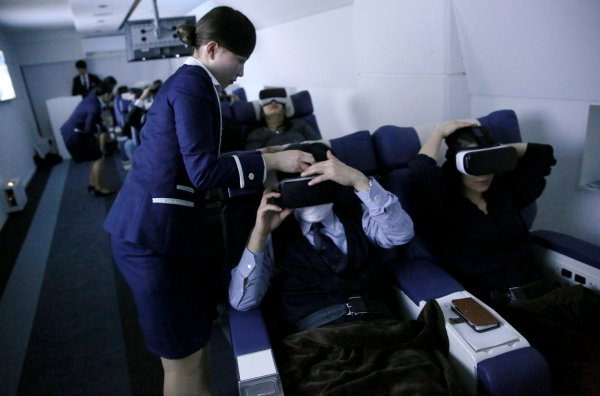 Japonya sanal gerçeklik turları