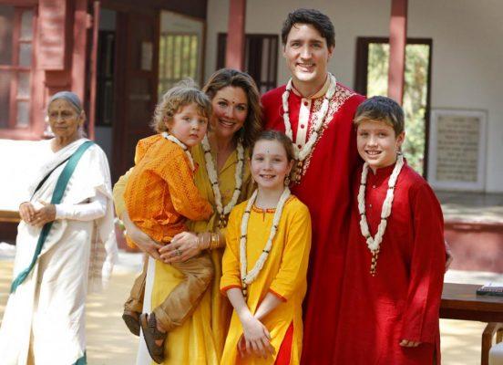 Kanada lideri Trudeau'nun Hindistan günleri renkli geçiyor!