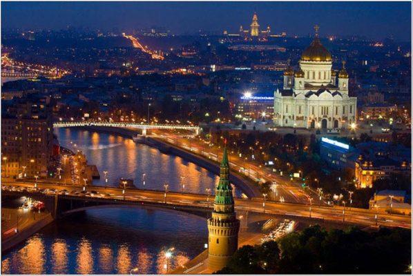 Moskova'da görmeniz gereken yerler