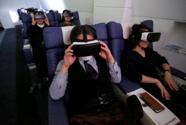 Sanal gerçeklik tatili Japonlardan büyük ilgi görüyor