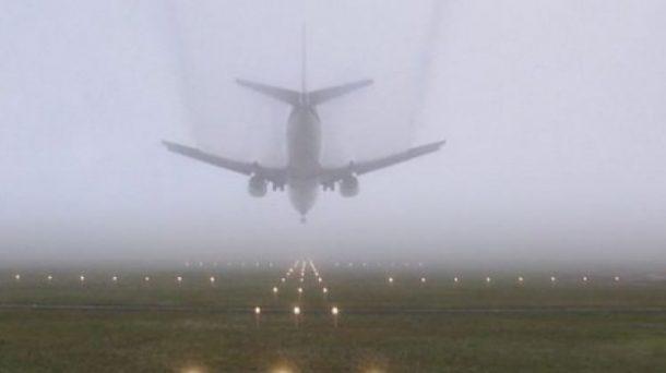 Siste sorun yaşayan Erzurum Havaalanına teknolojik çözüm