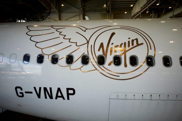 Virgin Atlantic'ten 9000 çalışanlarına teşekkür