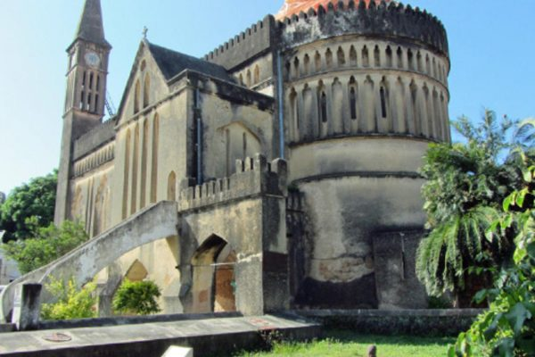 Anglican Cathedral zanzibar