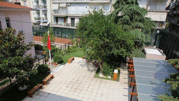 Ataturkun Selanikte evindeki nar agaci tedavi edilecek