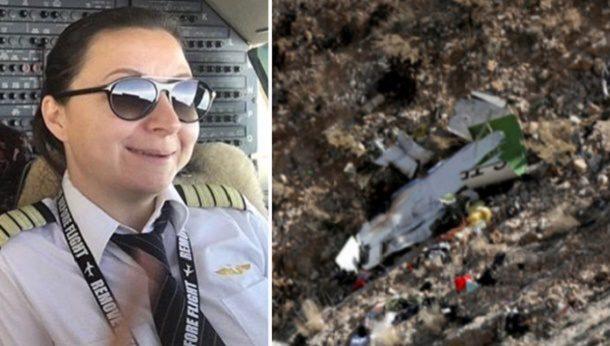 Başaranin pilotu Beril Gebesin cenazesinden haber yok