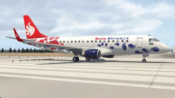 Buta Airways 7 Haziranda Gazipaşaya ucacak