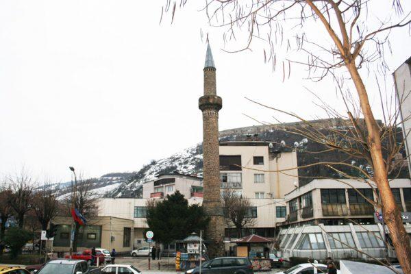 Camisiz minare arasta Prezren