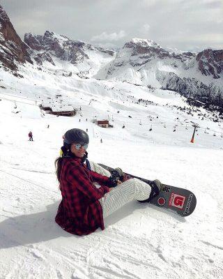 Eda Taspinar italya kayak