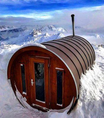 Eda taspinar italya sauna
