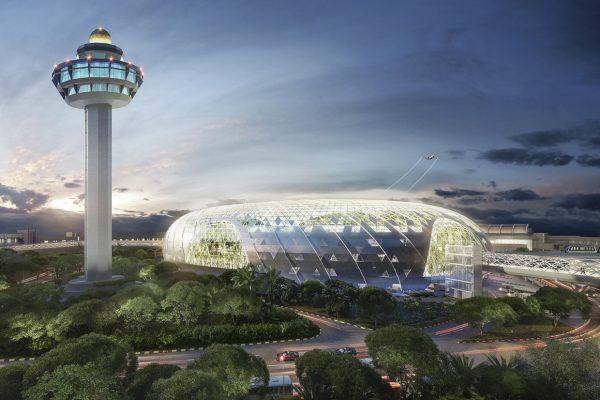Singapur Changi Havalimani, 6. kez en iyi secildi