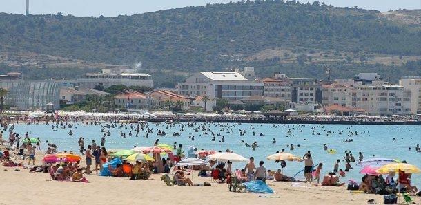 Turizmde daha yaz tüm zamanların rekoru geldi