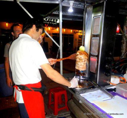 Turk adasi Koh Rong turk yemekleri