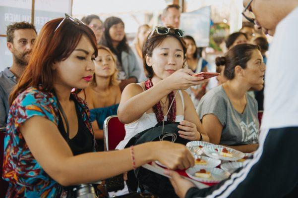 Ubud festivali her yil binlerce turist agirliyor
