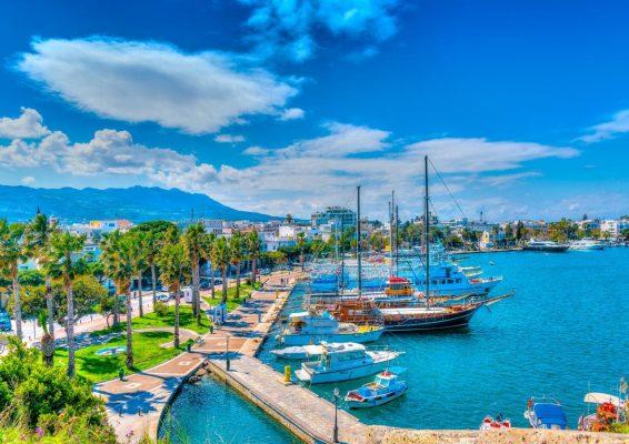 Yunanistanin en guzel adasi kos