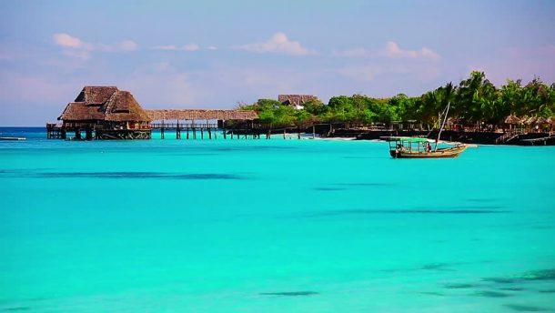 Zanzibar Kendwa plaji