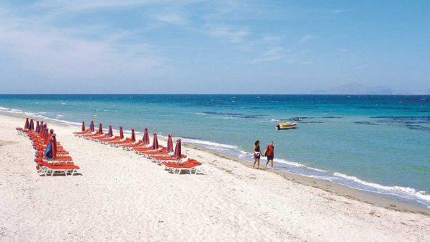 kos adasi plaji Tigaki