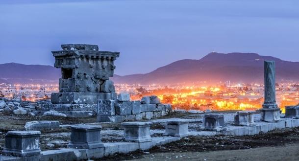 UNESCO Dünya Mirası Xanthos Antik Kenti Ziyaretçilerini Bekliyor