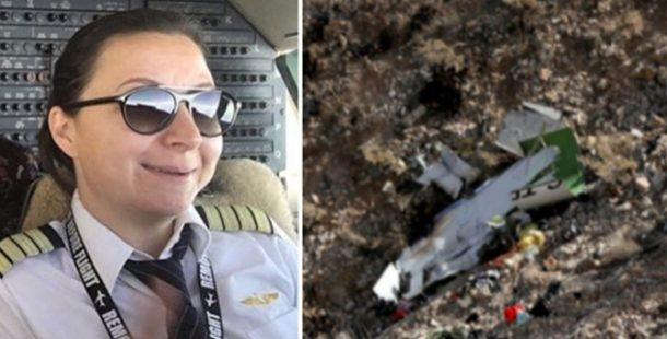 İranda düşen uçak ön raporu belli oldu