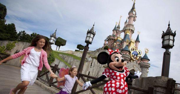 Disneyland-Paris tatili cocuk