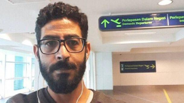 Kuala Lumpur Havalimani Suriyeli Hassan evi oldu